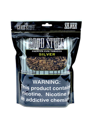 Good Stuff Pipe Tobacco Silver 6oz