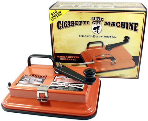 GAMBLER TUBE CUT CIGARETTE ROLLING MACHINE KING SIZE & 100MM - Green Caviar Club
