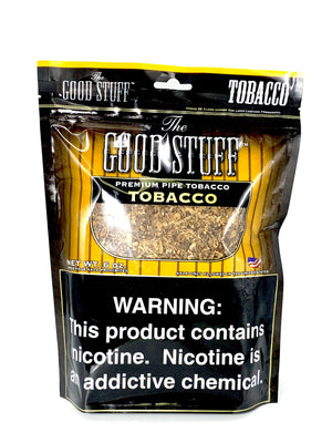 Good Stuff Pipe Tobacco Natural 6oz