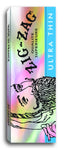 ZIG ZAG ROLLING PAPERS 1 1/4 ULTRA THIN 24 BOOKS OF 32 LEAVES - Green Caviar Club