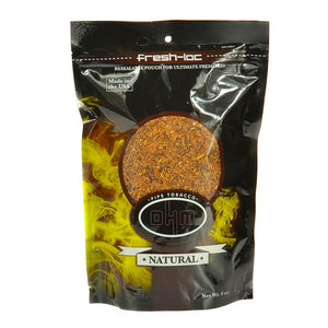 Ohm Pipe Tobacco Natural 6oz