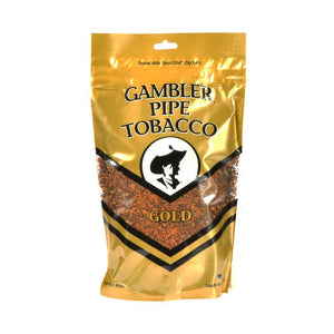 Gambler Pipe Tobacco Gold 6oz