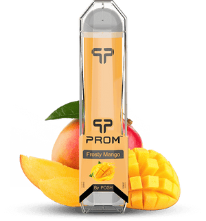 PROM DISPOSABLE POD DEVICE 6% FROSTY MANGO