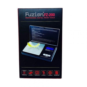 FUZION DIGITAL POCKET SCALE FZ-200G X 0.01G - Green Caviar Club