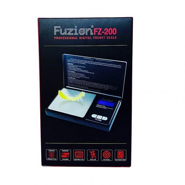 FUZION DIGITAL POCKET SCALE FZ-200G X 0.01G