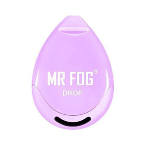 MR FOG DROP DISPOSABLE VAPE PEN MOON DROP