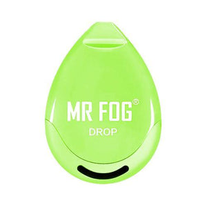 MR FOG DROP DISPOSABLE VAPE PEN NEWTON APPLE