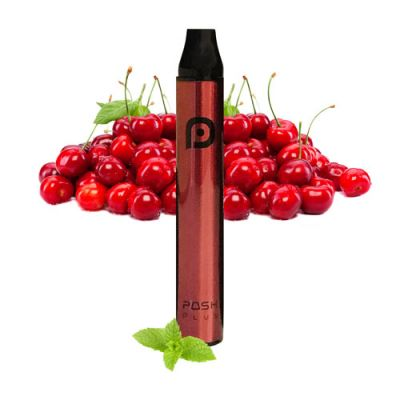 POSH PLUS XL DISPOSABLE DEVICE 4.5% CHERRY FROST