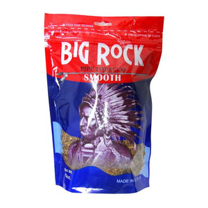 Big Rock Pipe Tobacco Smooth 6oz