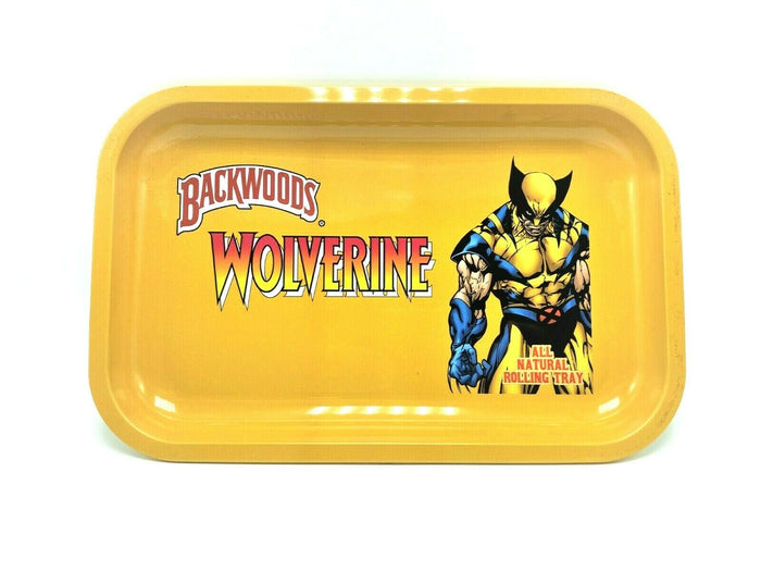 WOLVERINE X BACKWOODS METAL ROLLING TRAY