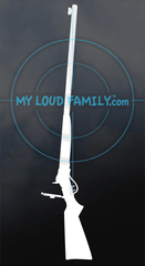 1874 Sharps Long Range Decal Stickers