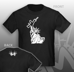 AR Statue of Liberty - Lady Liberty T-Shirt