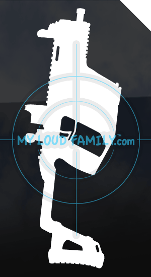 Kriss Vector Decal Sticker