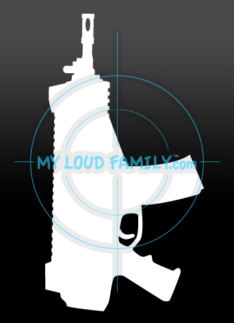 Beretta ARX - 160 22 Pistol Decal Sticker