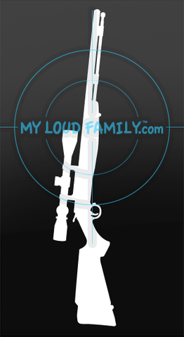CVA Optima Magnum Muzzleloader with Scope Decal Sticker