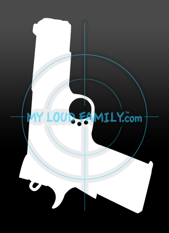 Colt 1911 Commander Decal Sticker