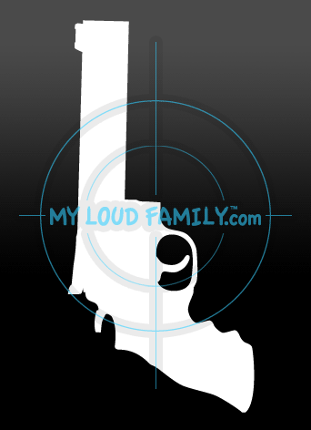 Dan Wesson 357 Mag 6 inch Barrel Decal Sticker