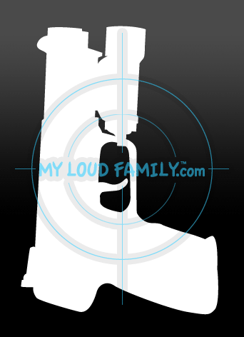 FN Five Seven Tactical Decal Sticker