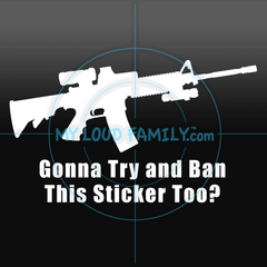 Gonna Try and Ban This Sticker Too?