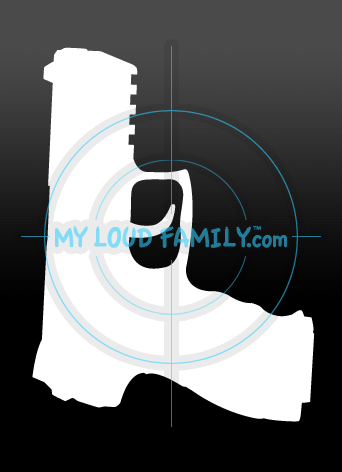 HK P30 Decal Sticker