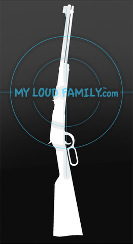Henry H001 22 Lever Action Decal Sticker