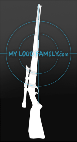 Marlin Revelation 120 22LR with Scope Decal Sticker