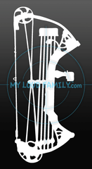 Mathews Drenalin Compound Bow Decal Sticker