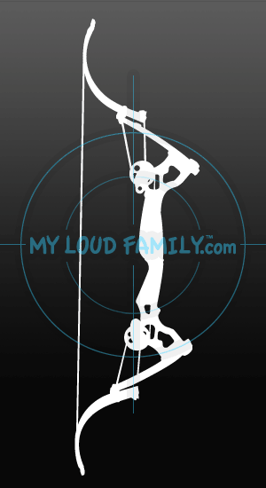 Oneida Osprey Bow Decal Sticker