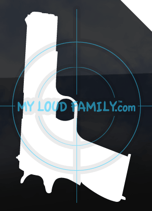 COLT 1911 Decal Sticker