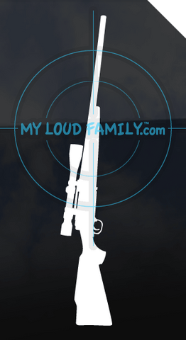 Remington 700 M40 Decal Sticker