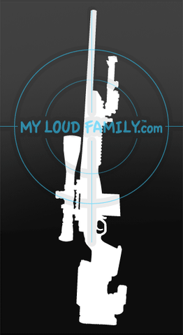 Remington 700 with J700 Stock Decal Sticker