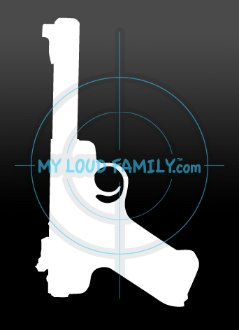 Ruger Mark III Target Pistol Decal Sticker