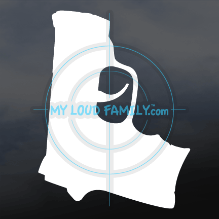 Smith & Wesson Bodyguard 380 Decal Sticker