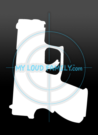 Springfield Armory XD Sub Compact 9mm Decal Sticker
