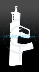 Tavor X95 Decal Sticker