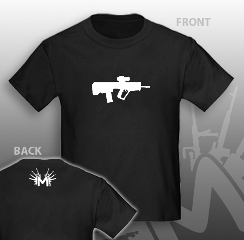 Tavor With Scope Custom T-shirt