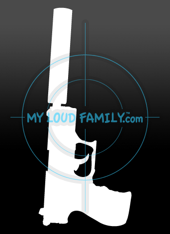 Walther P22 with Suppressor Decal Sticker