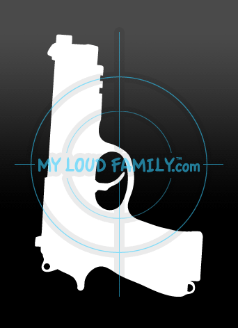 Beretta 96A1 Decal Sticker