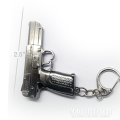 FN Five Seven Metal Keychain