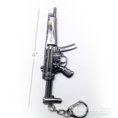 MP5 Metal Keychain