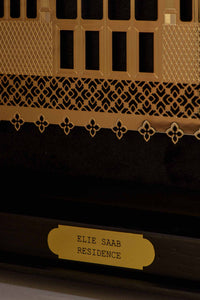 The Elie Saab Triple Arch Window