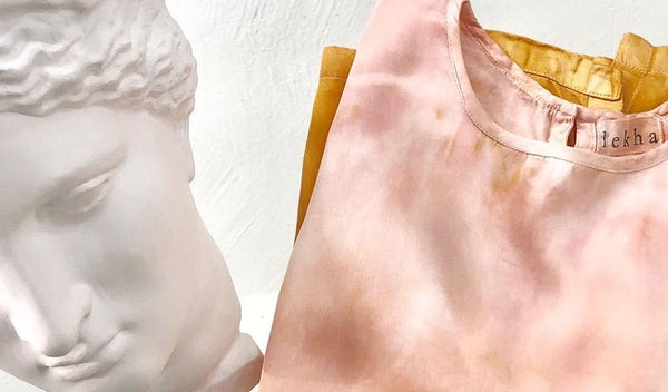 Lekha and Mallory Page's Capsule Collection Is Almost too Pretty to Wear