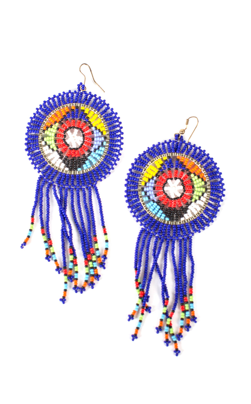 Beaded Earrings #2