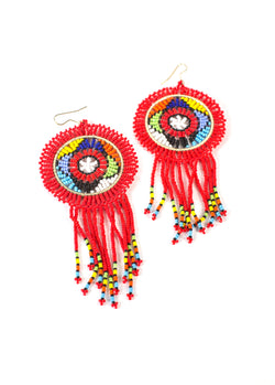 Beaded Earrings #3