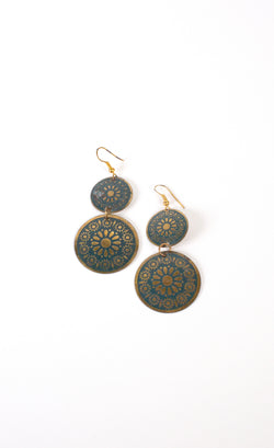 Metal Earrings #3