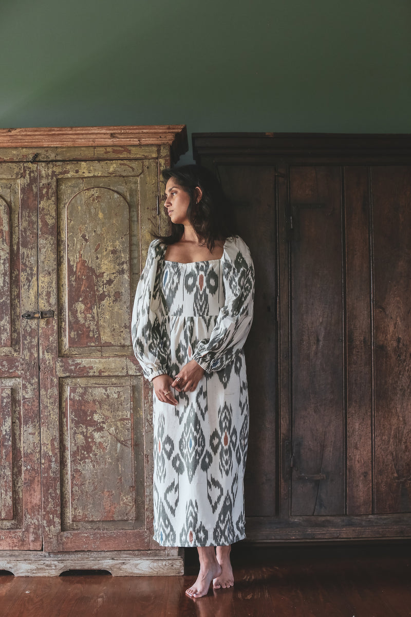 Geeta Ikat Dress