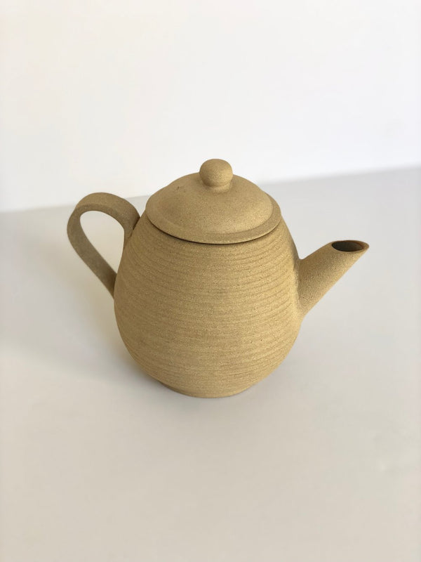 Earthen Tea Kettle
