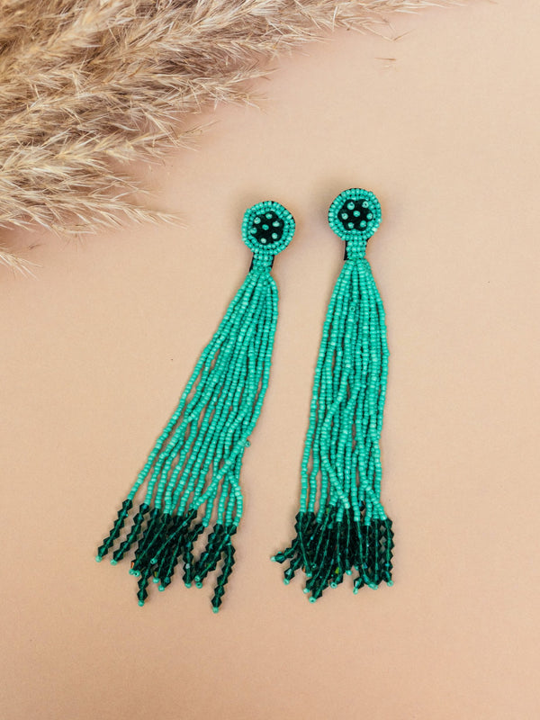 Beaded Earrings #4