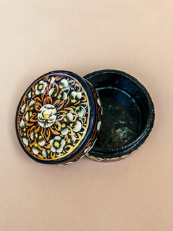 hand painted lacquer decorative box #2