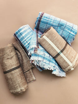 Khadi Cotton Towel